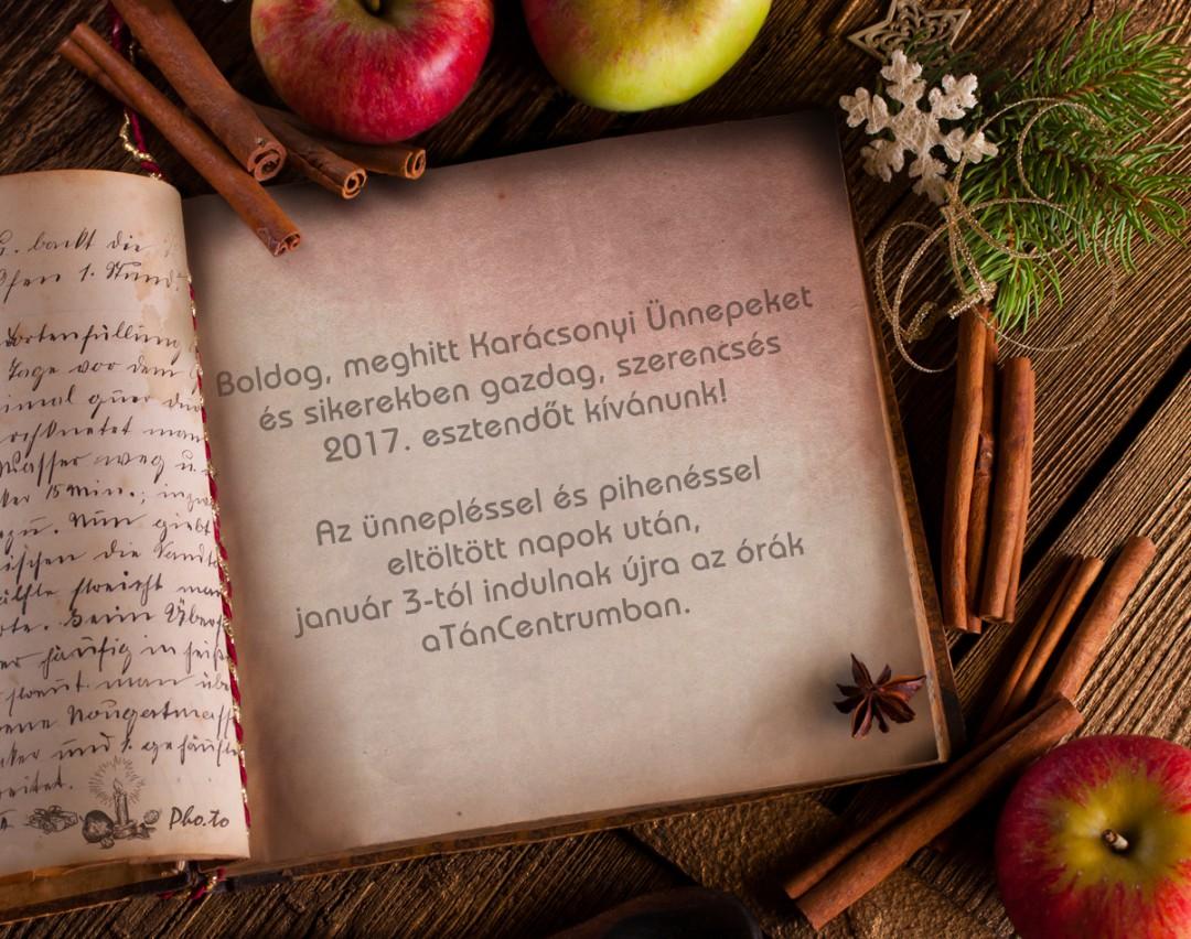 Január 3-tól indulnak újra az órák aTánCentrumban